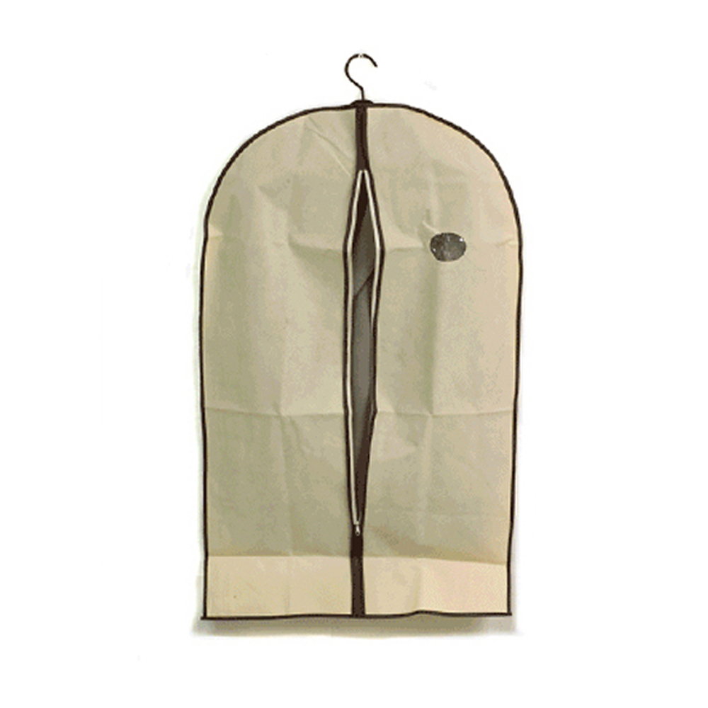 부직포 지퍼식 옷커버(137cm) [제작 대량 도매 로고 인쇄 레이저 마킹 각인 나염 실크 uv 포장 공장 문의는 네이뽕]