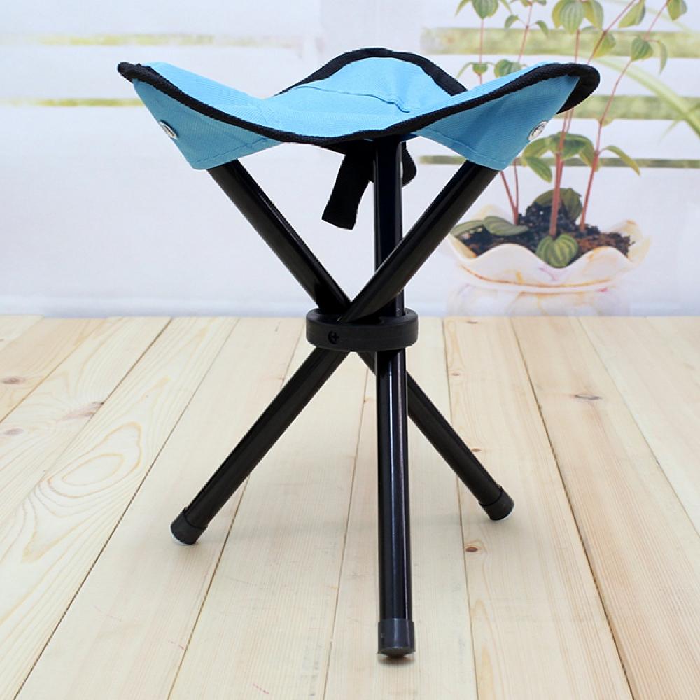야외용 접이식 삼각발 레저의자 [제작 대량 도매 로고 인쇄 레이저 마킹 각인 나염 실크 uv 포장 공장 문의는 네이뽕]