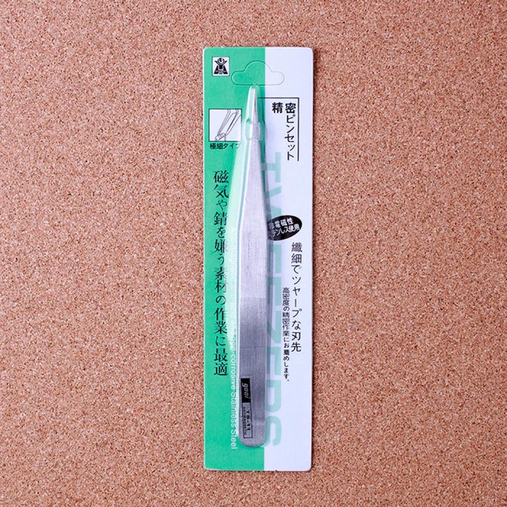 정밀 핀셋(13.5cm) [제작 대량 도매 로고 인쇄 레이저 마킹 각인 나염 실크 uv 포장 공장 문의는 네이뽕]