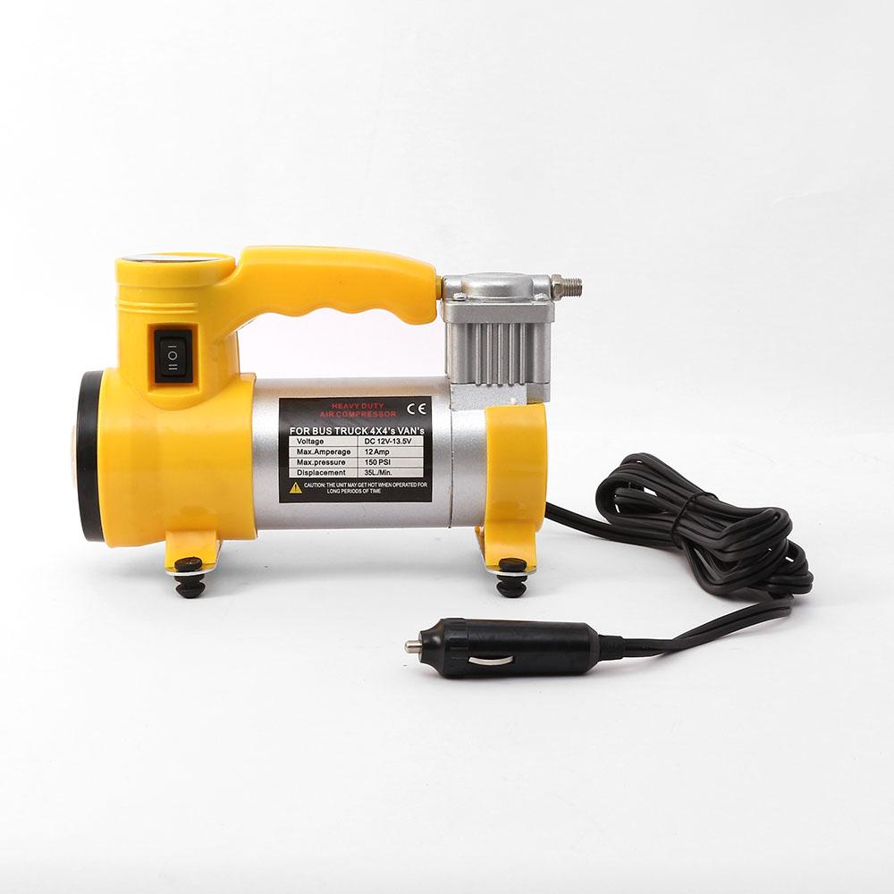 사이클론 LED 차량용 에어컴프레셔 펌프(35L) [제작 대량 도매 로고 인쇄 레이저 마킹 각인 나염 실크 uv 포장 공장 문의는 네이뽕]