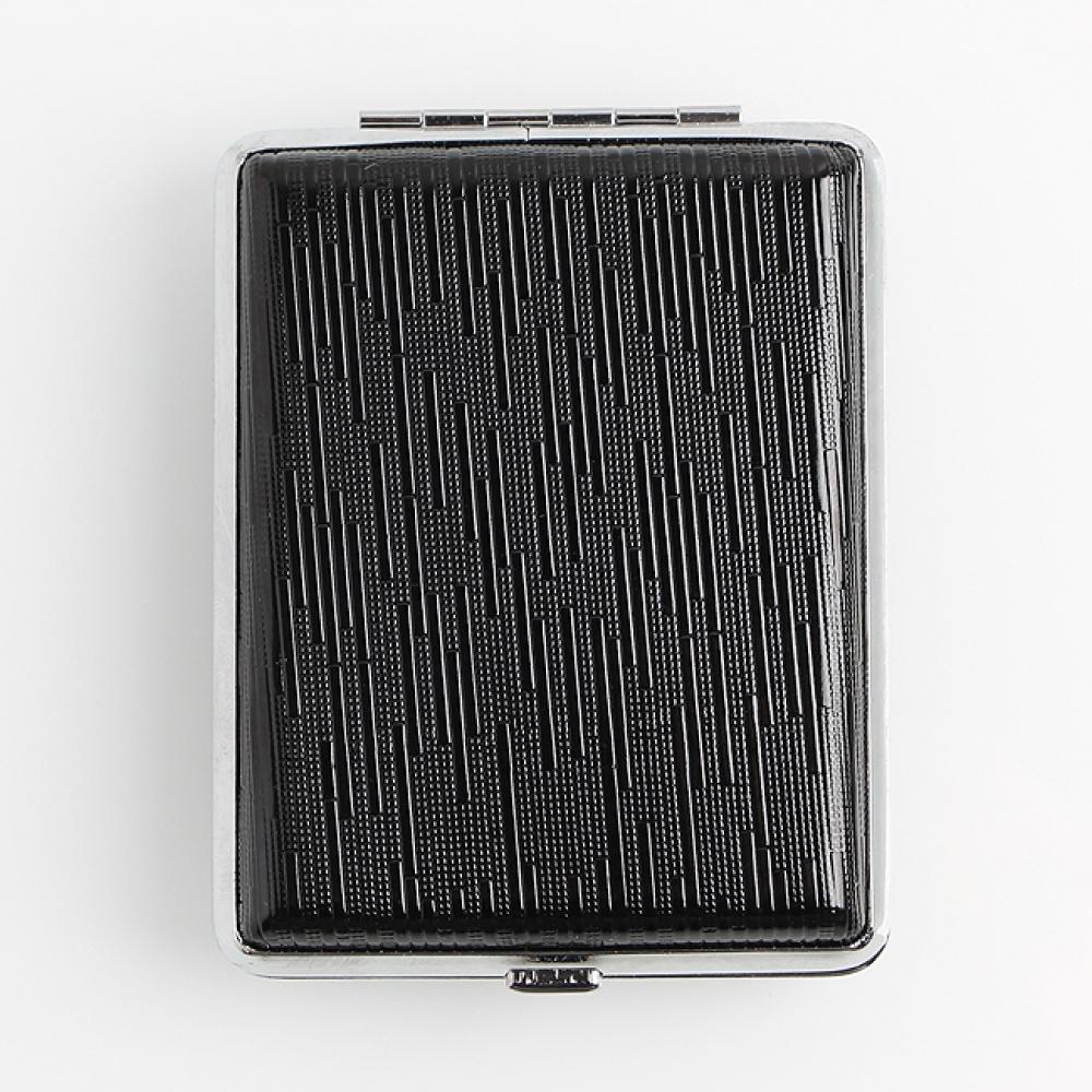16개비 로지 슬림 담배케이스 [제작 대량 도매 로고 인쇄 레이저 마킹 각인 나염 실크 uv 포장 공장 문의는 네이뽕]