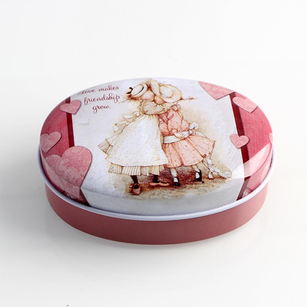 큐티 틴케이스 [제작 대량 도매 로고 인쇄 레이저 마킹 각인 나염 실크 uv 포장 공장 문의는 네이뽕]