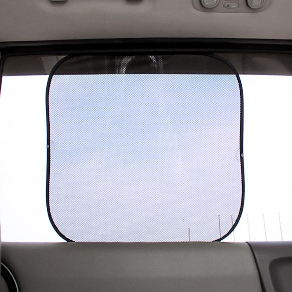 흡착식 차량용 햇빛가리개(2p) (50cm) [제작 대량 도매 로고 인쇄 레이저 마킹 각인 나염 실크 uv 포장 공장 문의는 네이뽕]