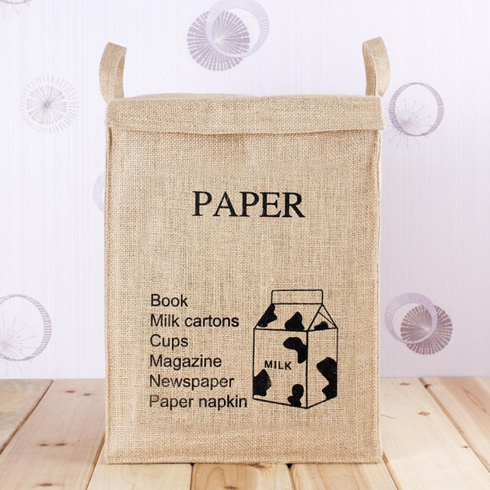 면마 분리수거함(PAPER) [제작 대량 도매 로고 인쇄 레이저 마킹 각인 나염 실크 uv 포장 공장 문의는 네이뽕]