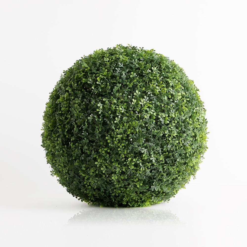 인테리어 초록 인조 잔디볼(21cm) [제작 대량 도매 로고 인쇄 레이저 마킹 각인 나염 실크 uv 포장 공장 문의는 네이뽕]