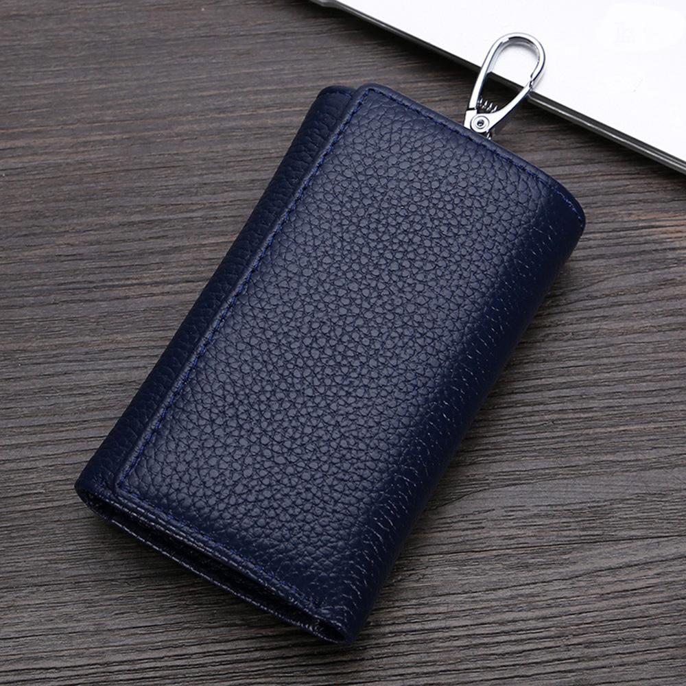 스마트 키홀더 지갑(네이비) [제작 대량 도매 로고 인쇄 레이저 마킹 각인 나염 실크 uv 포장 공장 문의는 네이뽕]