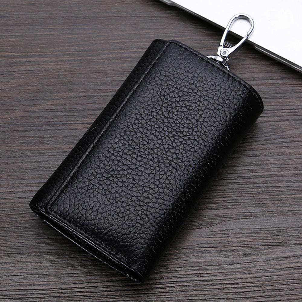스마트 키홀더 지갑(블랙) [제작 대량 도매 로고 인쇄 레이저 마킹 각인 나염 실크 uv 포장 공장 문의는 네이뽕]