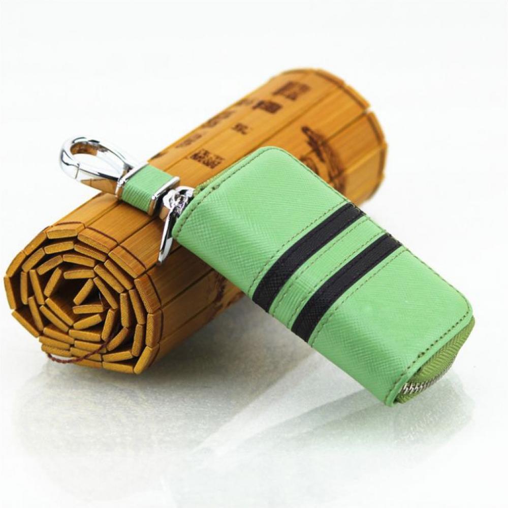오르진 키홀더 지갑(그린) [제작 대량 도매 로고 인쇄 레이저 마킹 각인 나염 실크 uv 포장 공장 문의는 네이뽕]