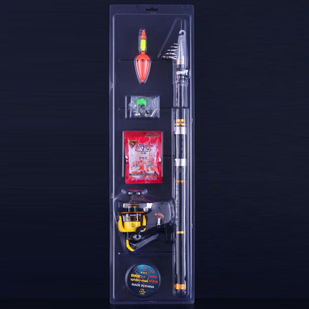 강해공 낚시 세트DK-3 (블랙) (2.7M) [제작 대량 도매 로고 인쇄 레이저 마킹 각인 나염 실크 uv 포장 공장 문의는 네이뽕]