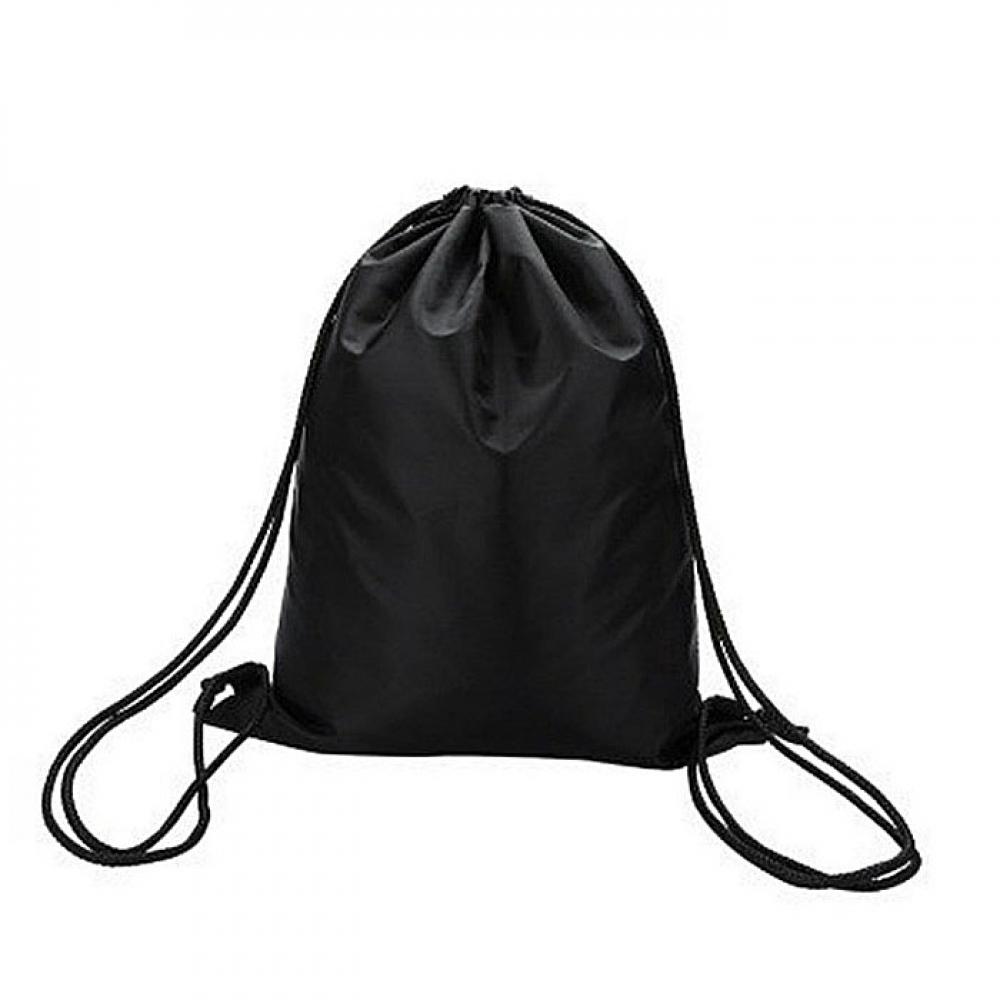 스포츠 짐쌕 보조가방(블랙) [제작 대량 도매 로고 인쇄 레이저 마킹 각인 나염 실크 uv 포장 공장 문의는 네이뽕]