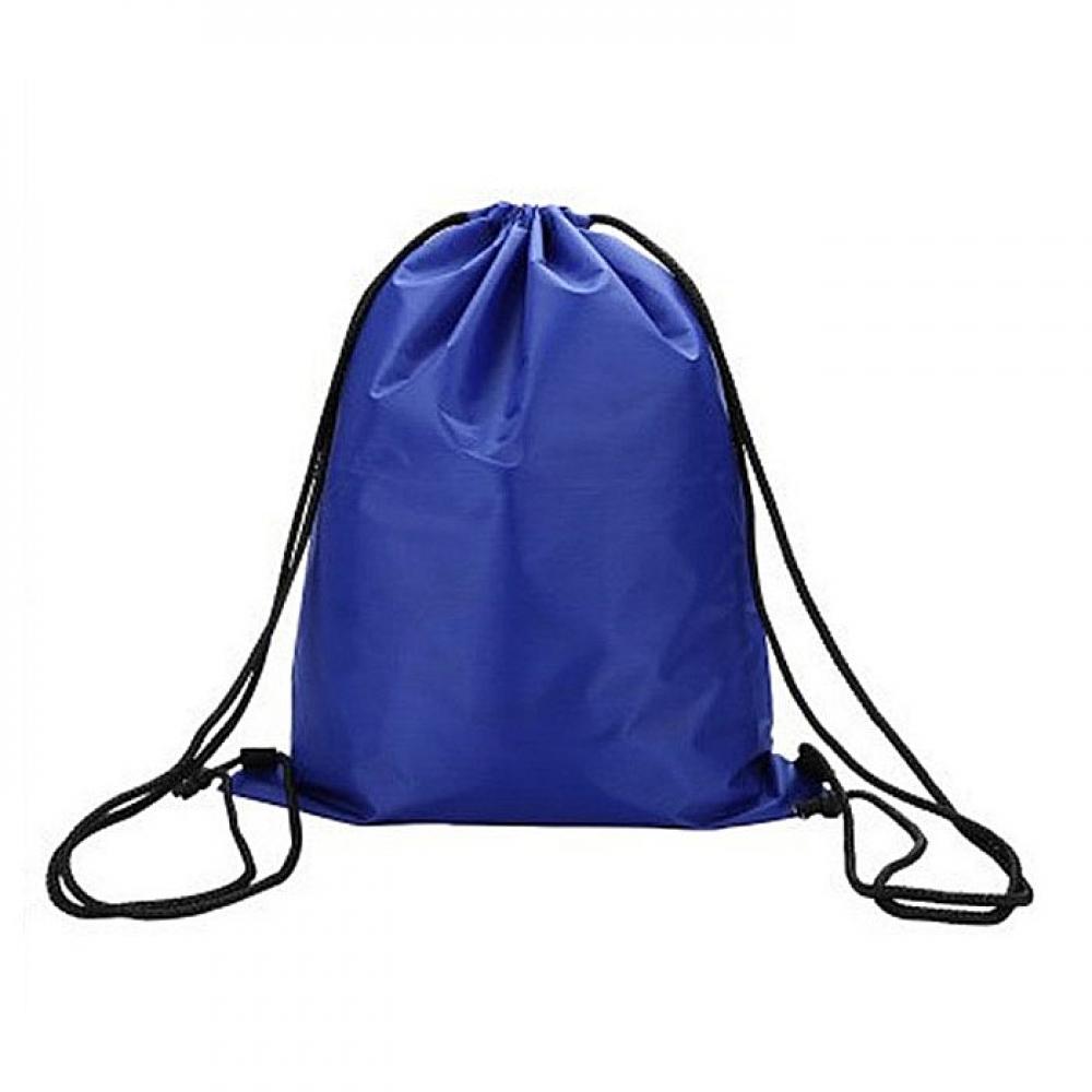 스포츠 짐쌕 보조가방(블루) [제작 대량 도매 로고 인쇄 레이저 마킹 각인 나염 실크 uv 포장 공장 문의는 네이뽕]