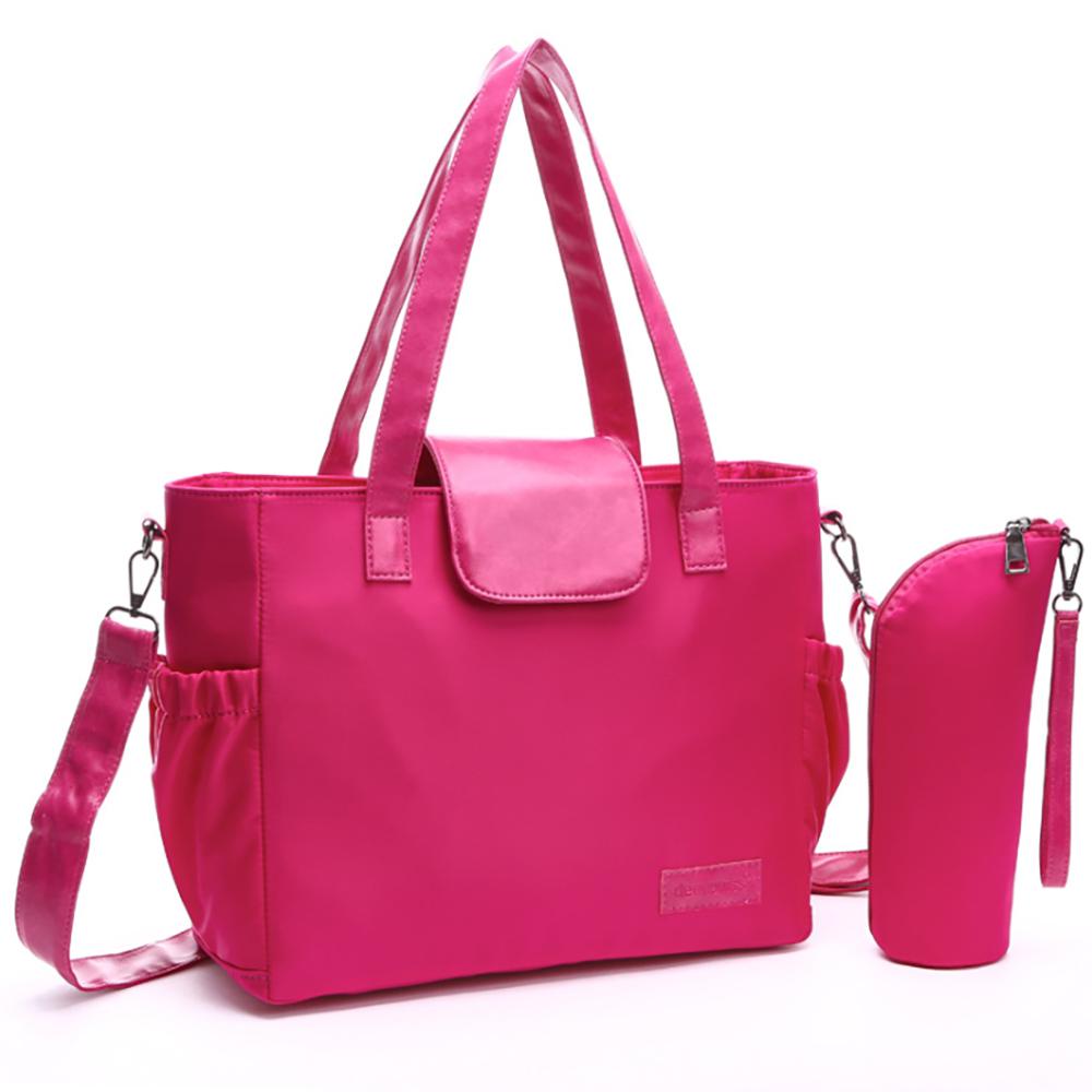 알로팜 보온포켓 숄더백(핑크) [제작 대량 도매 로고 인쇄 레이저 마킹 각인 나염 실크 uv 포장 공장 문의는 네이뽕]