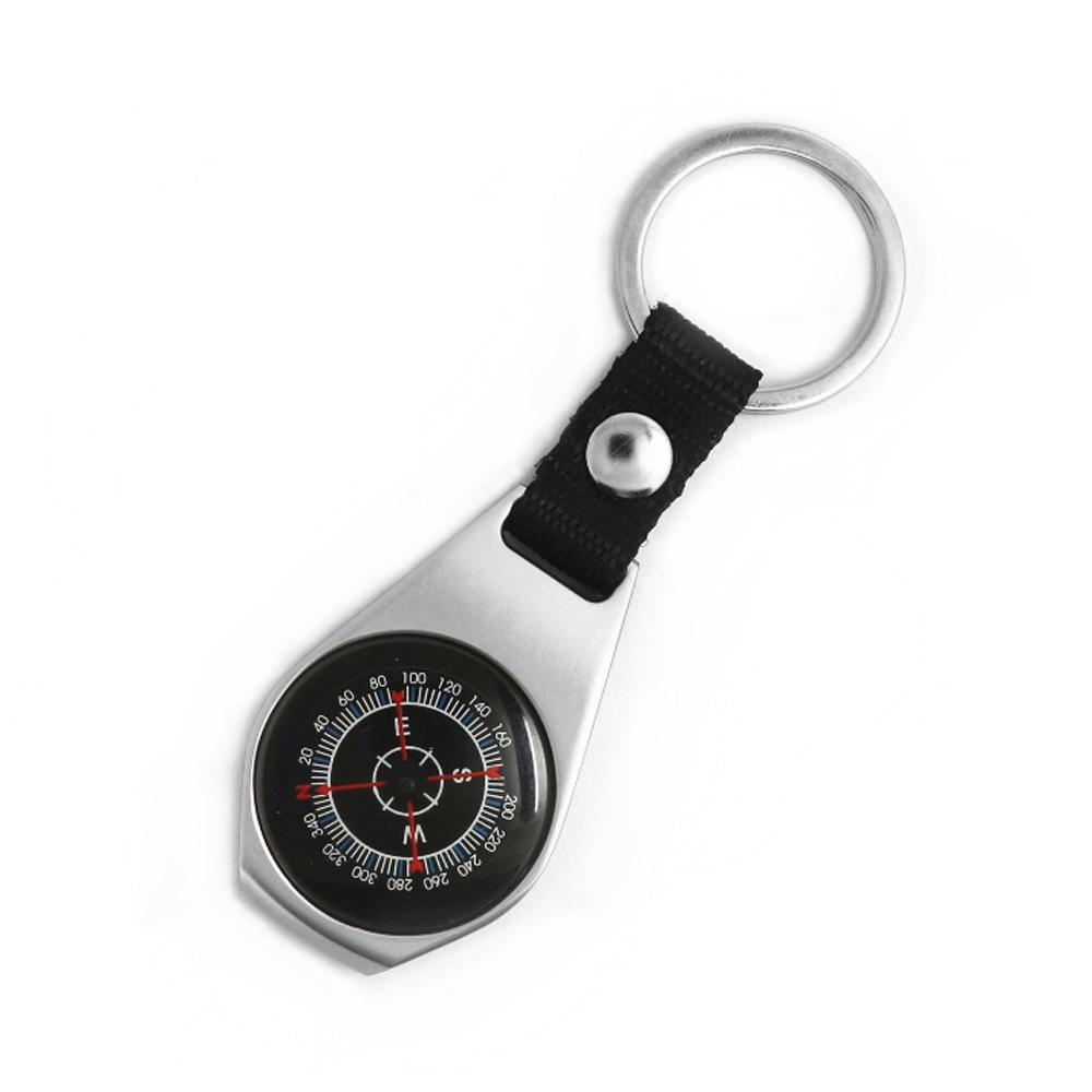 길잡이 열쇠고리 나침반(3.5x9.5cm) [제작 대량 도매 로고 인쇄 레이저 마킹 각인 나염 실크 uv 포장 공장 문의는 네이뽕]