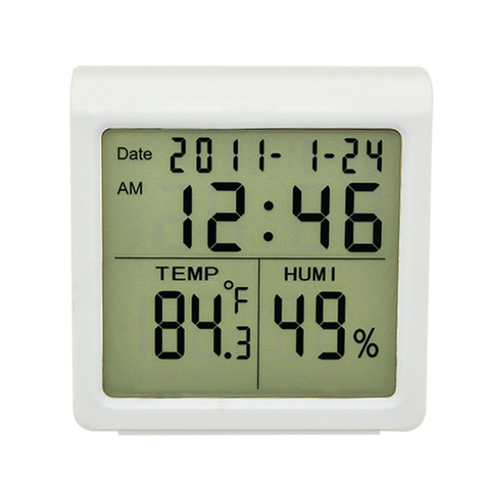 리터스 디지털시계 온습도계 RTS-8 [제작 대량 도매 로고 인쇄 레이저 마킹 각인 나염 실크 uv 포장 공장 문의는 네이뽕]