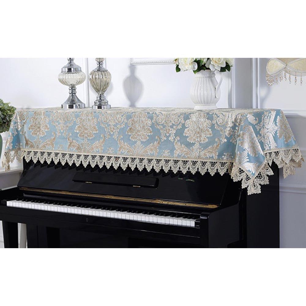 아벨리 벨벳 피아노 커버(90cmx200cm) (스카이) [제작 대량 도매 로고 인쇄 레이저 마킹 각인 나염 실크 uv 포장 공장 문의는 네이뽕]
