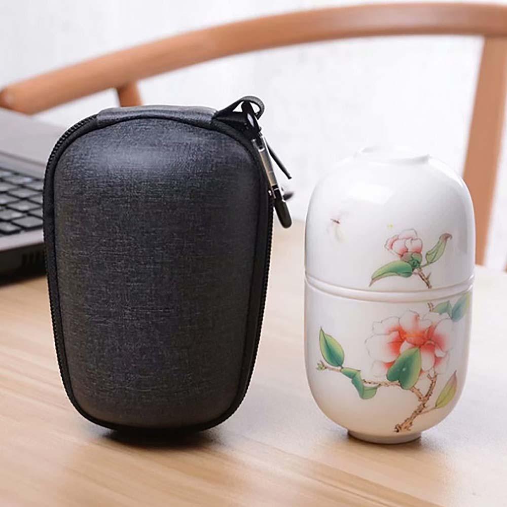 휴대용 다기 세트CA-001 [제작 대량 도매 로고 인쇄 레이저 마킹 각인 나염 실크 uv 포장 공장 문의는 네이뽕]