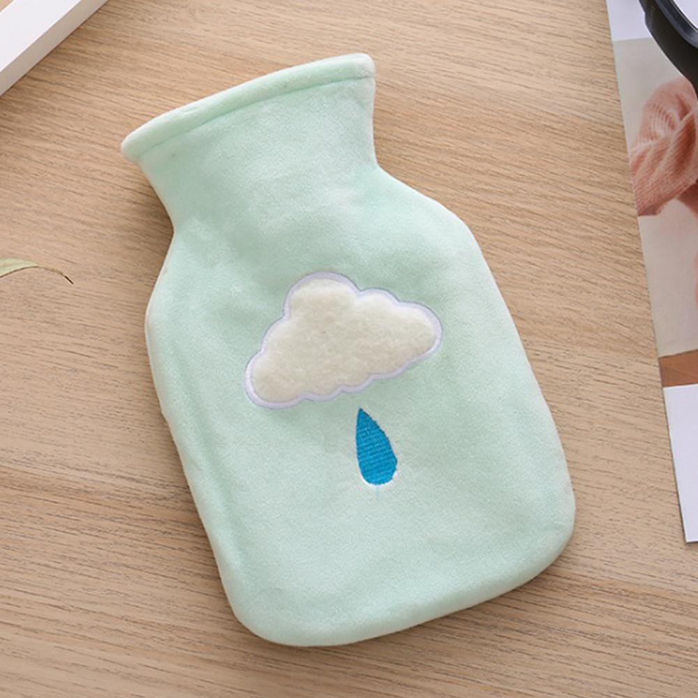 날씨 비 보온 물주머니(500ml) [제작 대량 도매 로고 인쇄 레이저 마킹 각인 나염 실크 uv 포장 공장 문의는 네이뽕]