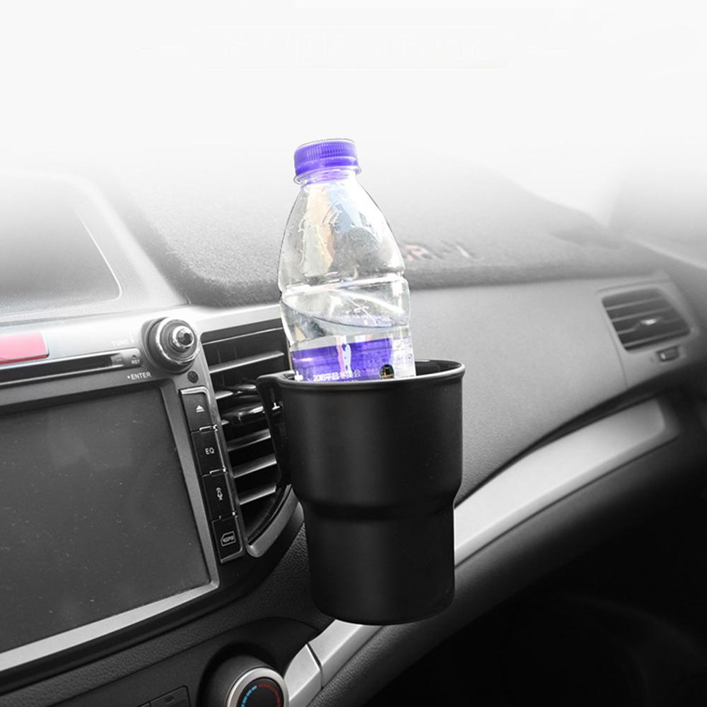 저스토 듀얼클립 자동차 컵홀더(블랙) [제작 대량 도매 로고 인쇄 레이저 마킹 각인 나염 실크 uv 포장 공장 문의는 네이뽕]