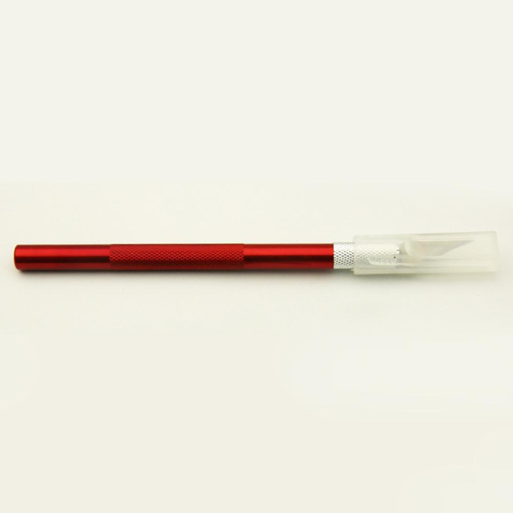 아트 조각칼(레드) [제작 대량 도매 로고 인쇄 레이저 마킹 각인 나염 실크 uv 포장 공장 문의는 네이뽕]