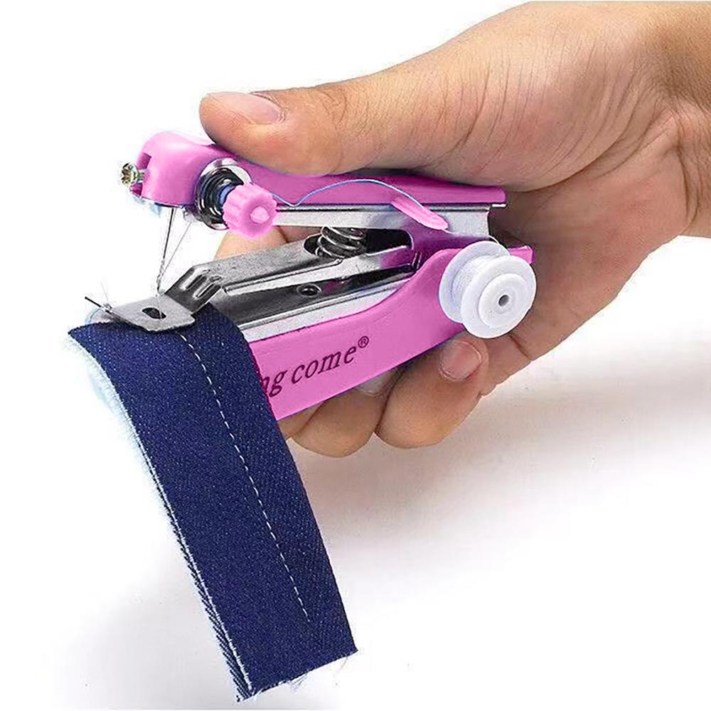 휴대용 핸드미싱(핑크) [제작 대량 도매 로고 인쇄 레이저 마킹 각인 나염 실크 uv 포장 공장 문의는 네이뽕]