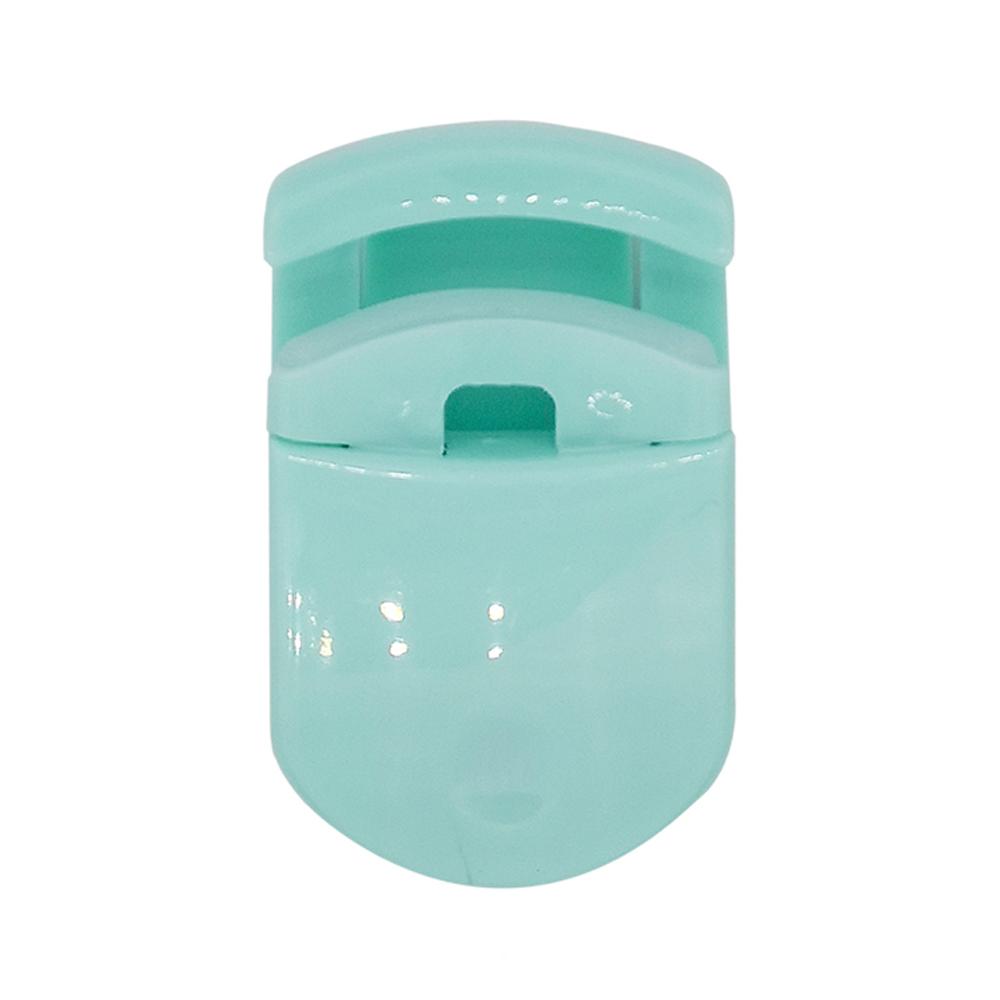 휴대용 손눈썹 뷰러(그린) [제작 대량 도매 로고 인쇄 레이저 마킹 각인 나염 실크 uv 포장 공장 문의는 네이뽕]