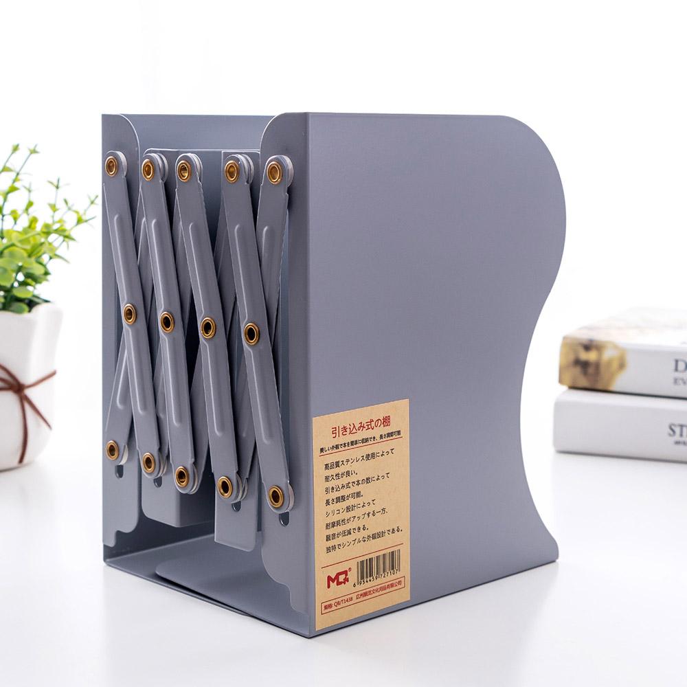 온달 심플 접이식 책꽂이(그레이) [제작 대량 도매 로고 인쇄 레이저 마킹 각인 나염 실크 uv 포장 공장 문의는 네이뽕]