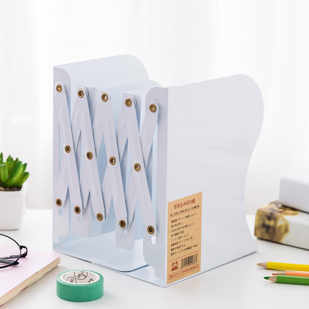 온달 심플 접이식 책꽂이(화이트) [제작 대량 도매 로고 인쇄 레이저 마킹 각인 나염 실크 uv 포장 공장 문의는 네이뽕]