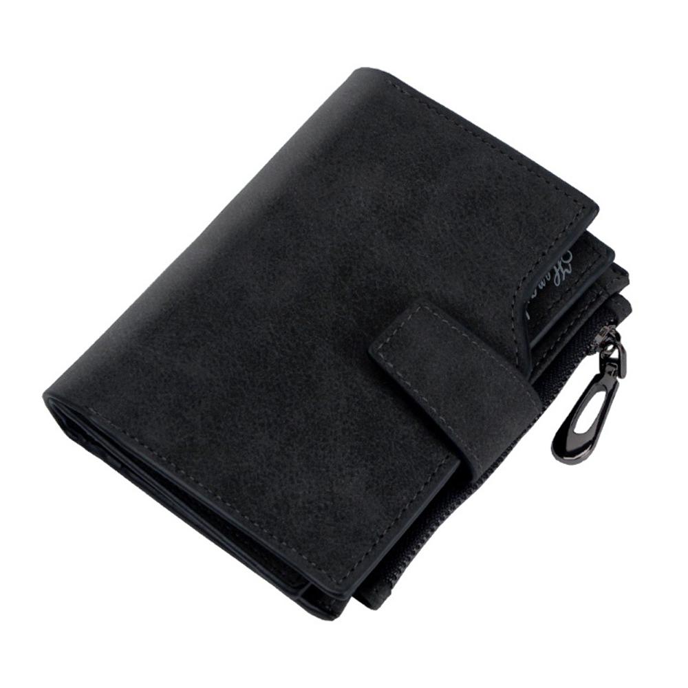 카드수납킹 여성 반지갑(블랙) [제작 대량 도매 로고 인쇄 레이저 마킹 각인 나염 실크 uv 포장 공장 문의는 네이뽕]