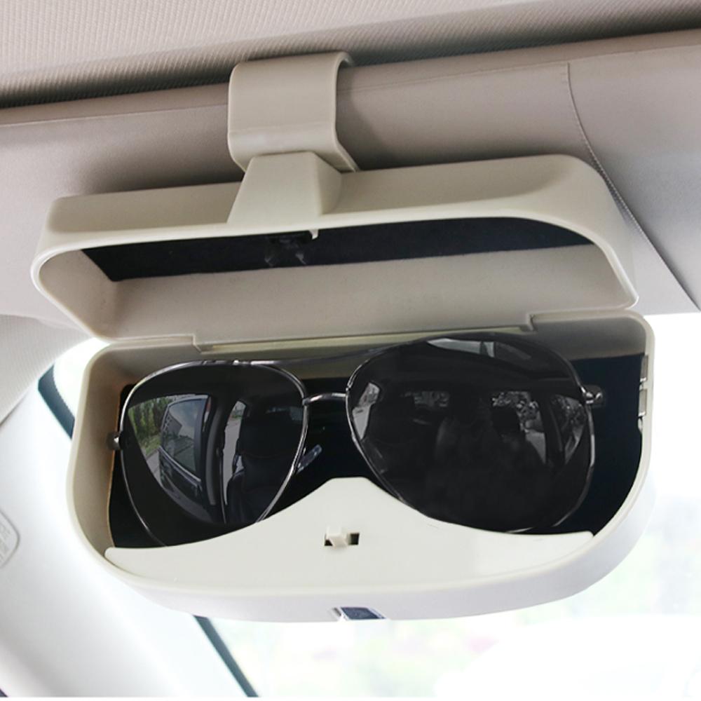 클린카 선바이져 선글라스 케이스(베이지) [제작 대량 도매 로고 인쇄 레이저 마킹 각인 나염 실크 uv 포장 공장 문의는 네이뽕]