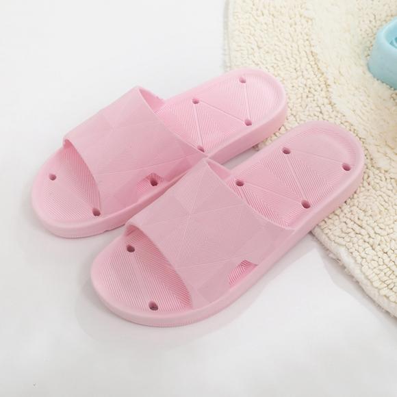 모던 여성용 욕실화(핑크) (235mm)