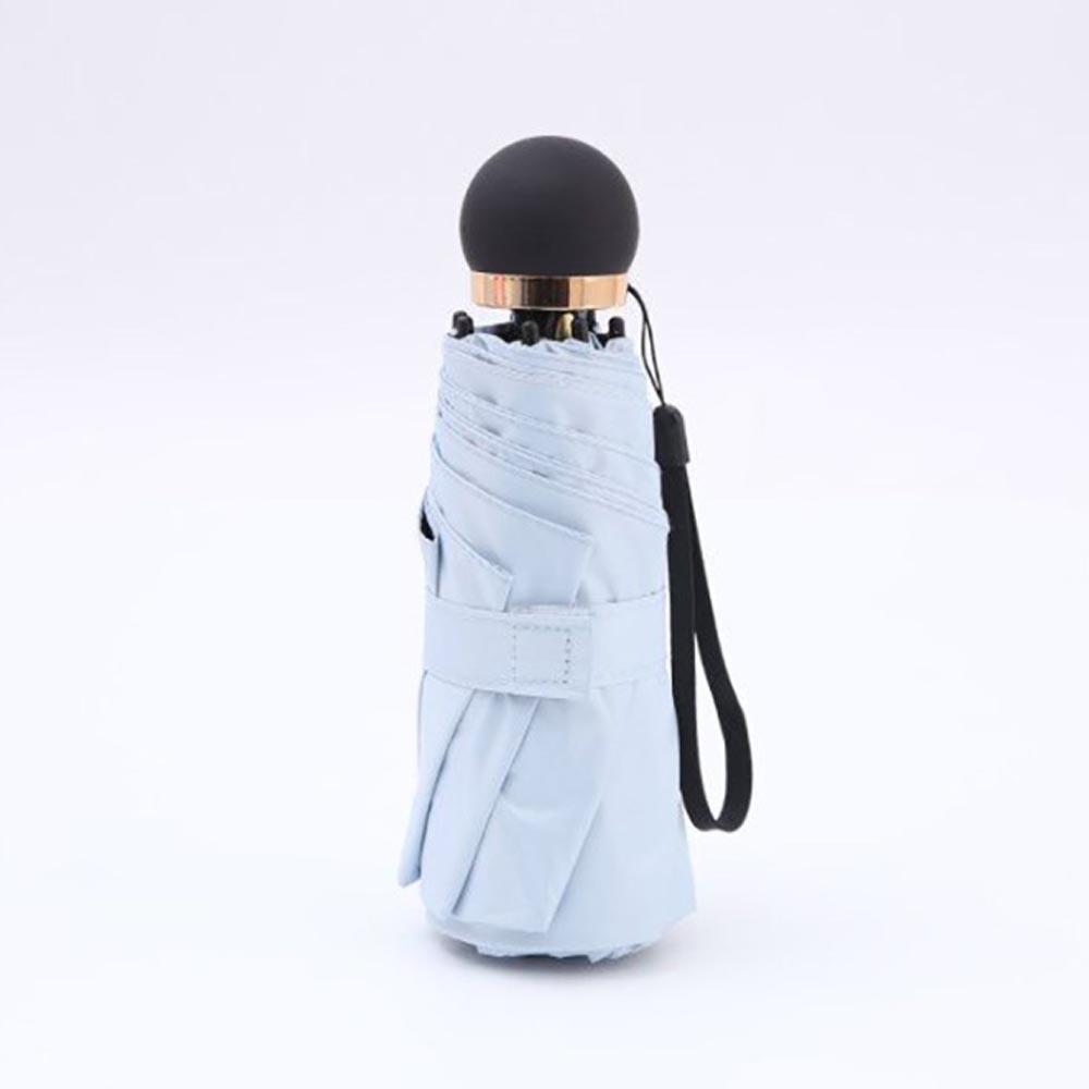 라이트필 5단 우산겸 양산(스카이) [제작 대량 도매 로고 인쇄 레이저 마킹 각인 나염 실크 uv 포장 공장 문의는 네이뽕]