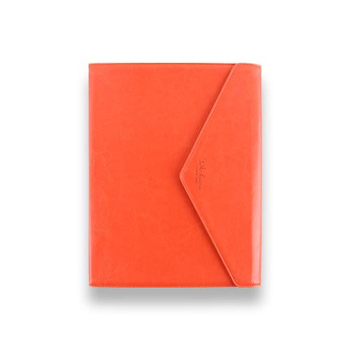 양지사 메트로폴리스 S 메모패드 A5 오렌지 (40P) [제작 대량 도매 로고 인쇄 레이저 마킹 각인 나염 실크 uv 포장 공장 문의는 네이뽕]