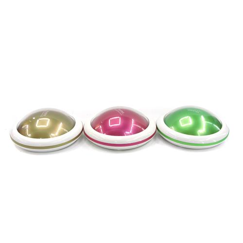 터치형 말하는 멀티 알람시계(12.5cmx12.5cmx4.1cm) [제작 대량 도매 로고 인쇄 레이저 마킹 각인 나염 실크 uv 포장 공장 문의는 네이뽕]