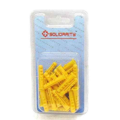 30p 6mm 칼브럭(노랑)(총길이:2.8cm,외경:6mm,내경:4mm) [제작 대량 도매 로고 인쇄 레이저 마킹 각인 나염 실크 uv 포장 공장 문의는 네이뽕]