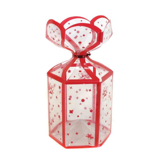 별포인트 접이식 선물케이스(소) (7.2cmx6.5cmx14.2cm) [제작 대량 도매 로고 인쇄 레이저 마킹 각인 나염 실크 uv 포장 공장 문의는 네이뽕]