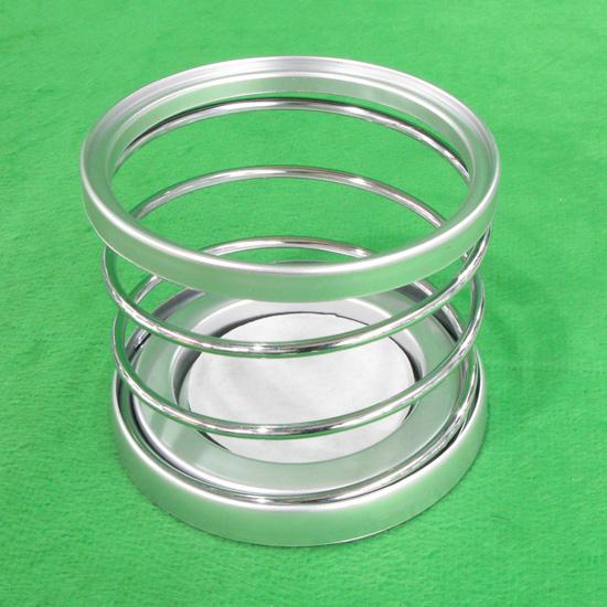 차량용 스프링 컵 홀더(8cmx6.5cm) [제작 대량 도매 로고 인쇄 레이저 마킹 각인 나염 실크 uv 포장 공장 문의는 네이뽕]