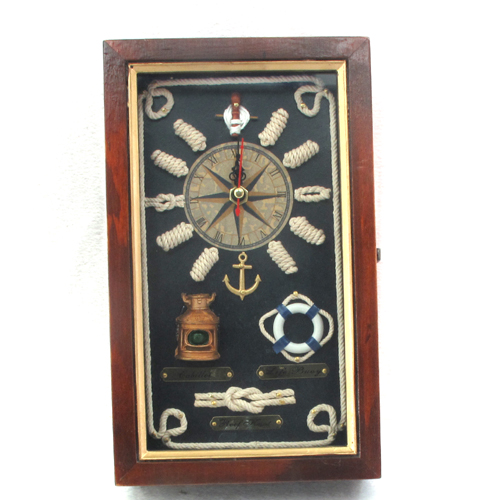 인테리어 시계겸 열쇠 보관함B-2(25cmx17cm) [제작 대량 도매 로고 인쇄 레이저 마킹 각인 나염 실크 uv 포장 공장 문의는 네이뽕]
