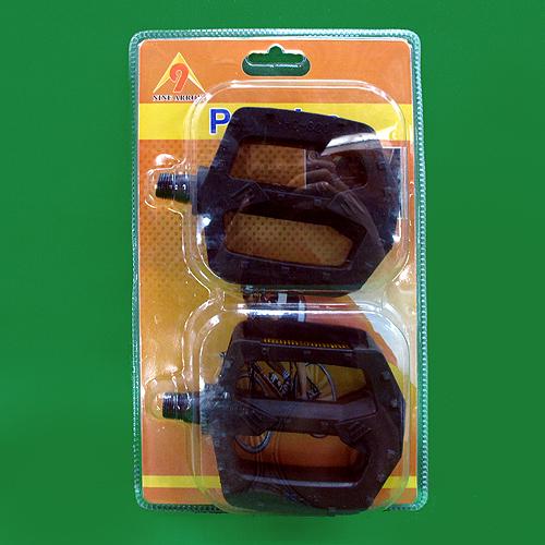자전거 페달C(12cmx9cm) [제작 대량 도매 로고 인쇄 레이저 마킹 각인 나염 실크 uv 포장 공장 문의는 네이뽕]