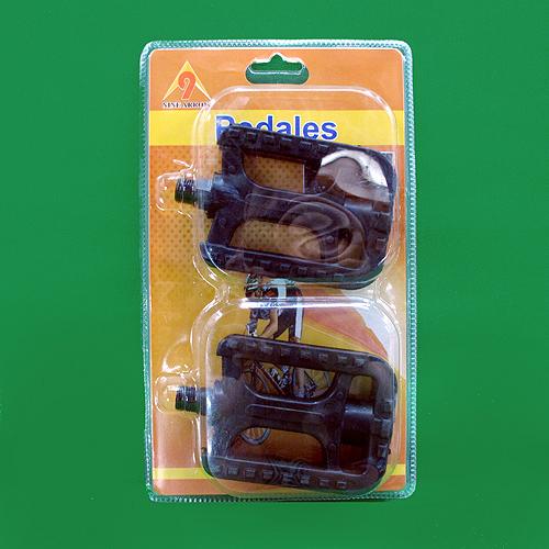 자전거 페달E(11.7cmx8cm) [제작 대량 도매 로고 인쇄 레이저 마킹 각인 나염 실크 uv 포장 공장 문의는 네이뽕]
