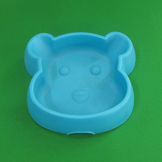 원숭이 애견 식기(16cmx4.5cm) [제작 대량 도매 로고 인쇄 레이저 마킹 각인 나염 실크 uv 포장 공장 문의는 네이뽕]