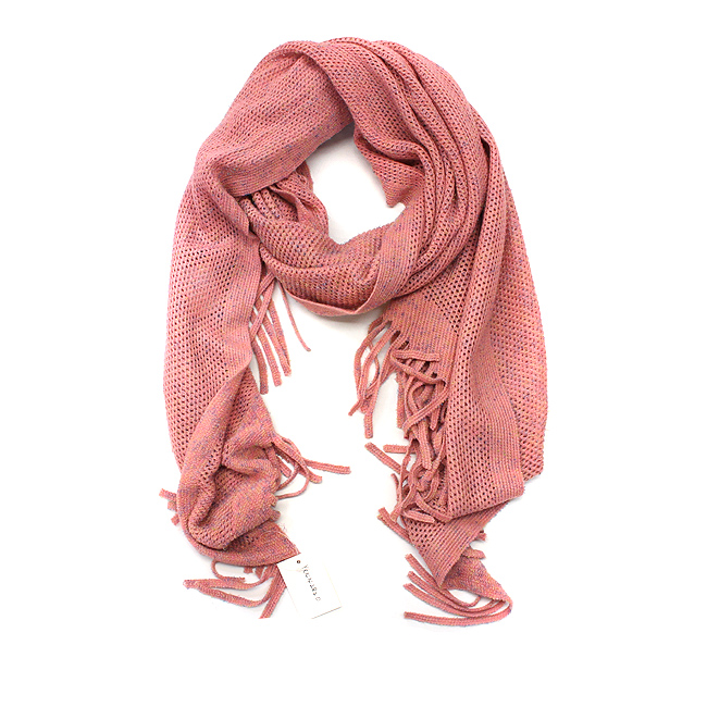 핑크 펄 목도리 [제작 대량 도매 로고 인쇄 레이저 마킹 각인 나염 실크 uv 포장 공장 문의는 네이뽕]