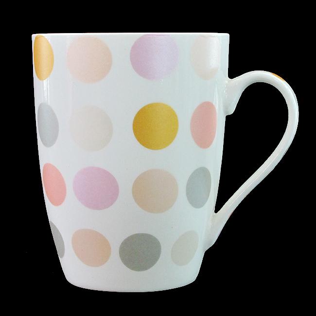 4p 심플 컬러 써클 디자인 머그컵 [제작 대량 도매 로고 인쇄 레이저 마킹 각인 나염 실크 uv 포장 공장 문의는 네이뽕]