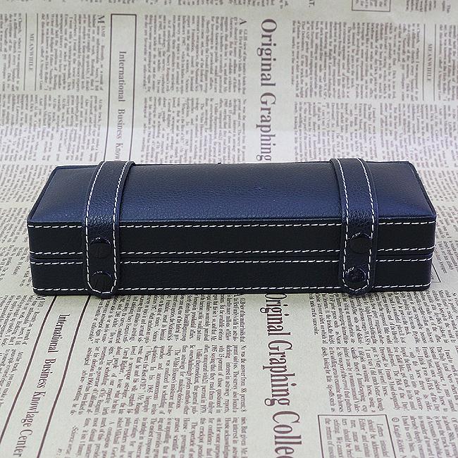 스냅단추 볼펜 케이스(18cmx7.5cmx3.5cm) [제작 대량 도매 로고 인쇄 레이저 마킹 각인 나염 실크 uv 포장 공장 문의는 네이뽕]