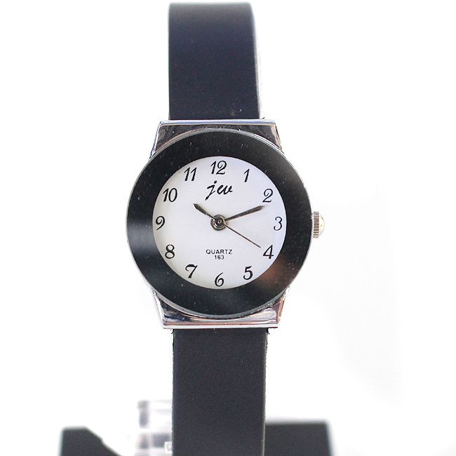 실버 라인 여성 손목시계(2.5cmx21cm) [제작 대량 도매 로고 인쇄 레이저 마킹 각인 나염 실크 uv 포장 공장 문의는 네이뽕]
