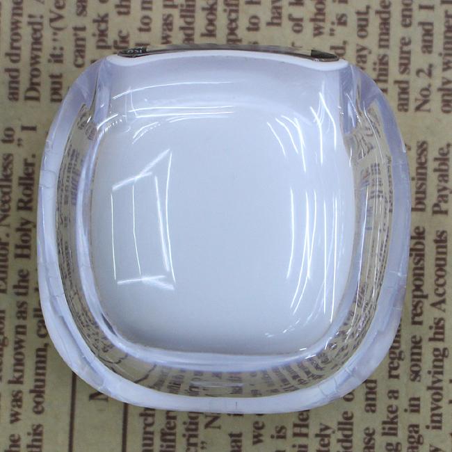 컬러 만보기(화이트) [제작 대량 도매 로고 인쇄 레이저 마킹 각인 나염 실크 uv 포장 공장 문의는 네이뽕]