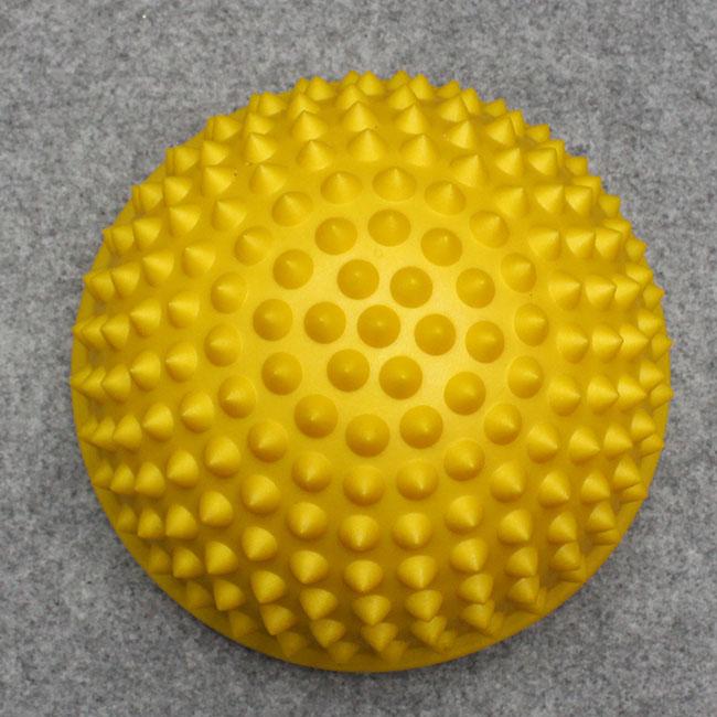 크로커다일 발 지압기(옐로) [제작 대량 도매 로고 인쇄 레이저 마킹 각인 나염 실크 uv 포장 공장 문의는 네이뽕]