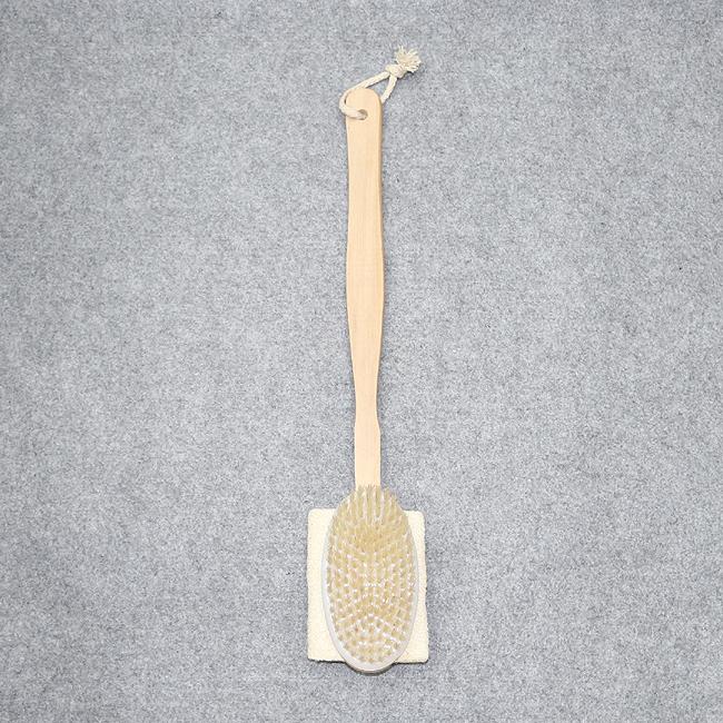 손잡이 거품 샤워브러쉬 [제작 대량 도매 로고 인쇄 레이저 마킹 각인 나염 실크 uv 포장 공장 문의는 네이뽕]
