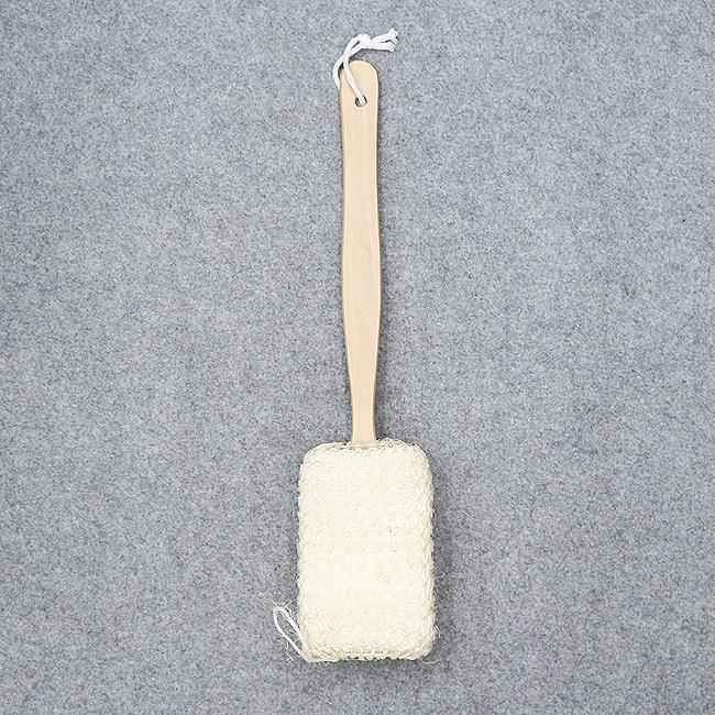 손잡이 망사 사각 샤워브러쉬 [제작 대량 도매 로고 인쇄 레이저 마킹 각인 나염 실크 uv 포장 공장 문의는 네이뽕]