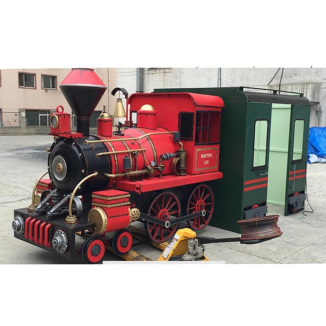 모형 철제 클래식 초대형 기차