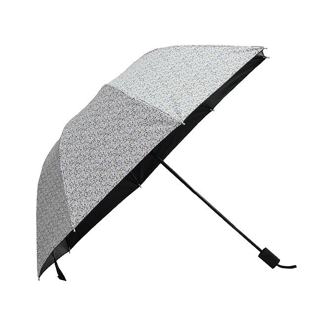 플라워 3단 양산겸 우산 [제작 대량 도매 로고 인쇄 레이저 마킹 각인 나염 실크 uv 포장 공장 문의는 네이뽕]